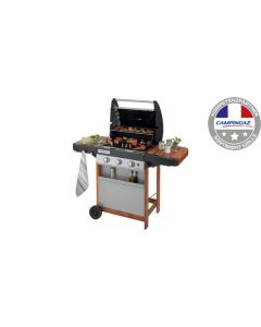 Campingaz Gasgrill 3 Series Woody LX Modell 2019