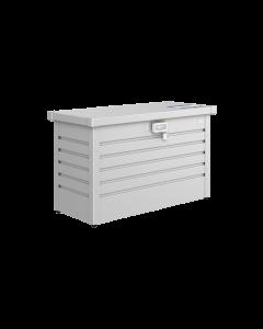 Biohort PAKET-BOX die Ablagebox für alle Paketdienste Gr. 100 silber-metallic