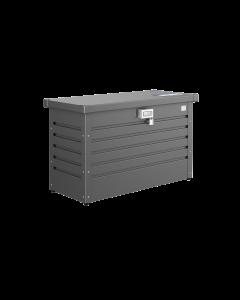 Biohort PAKET-BOX die Ablagebox für alle Paketdienste Gr. 100 dunkelgrau-metallic