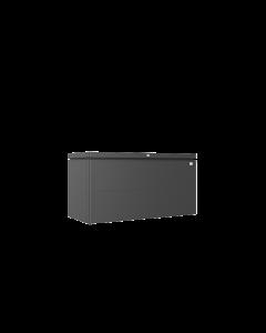 Biohort LOUNGEBOX® Design-Gartenbox Gr. 160 dunkelgraugrau-metallic