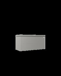 Biohort LOUNGEBOX® Design-Gartenbox Gr. 160 quarzgrau-metallic