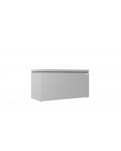 Biohort LOUNGEBOX® Design-Gartenbox Gr. 160 silber-metallic