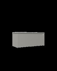 Biohort LOUNGEBOX® Design-Gartenbox Gr. 200 quarzgrau-metallic