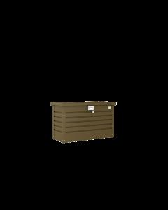 Biohort PAKET-BOX die Ablagebox für alle Paketdienste Gr. 100 bronze-metallic