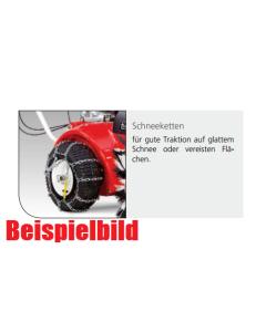 Tielbürger Satz Schneeketten KC-002-010 für TK 48 PRO